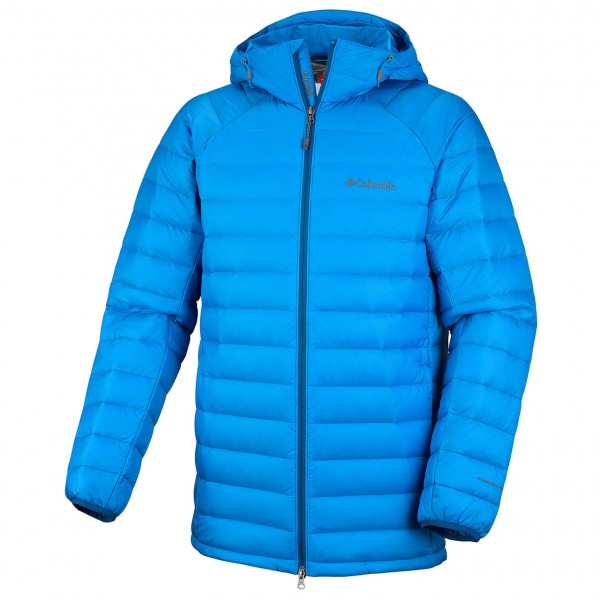 Columbia - Platinum Plus 860 Turbodown Hooded - Down jacket