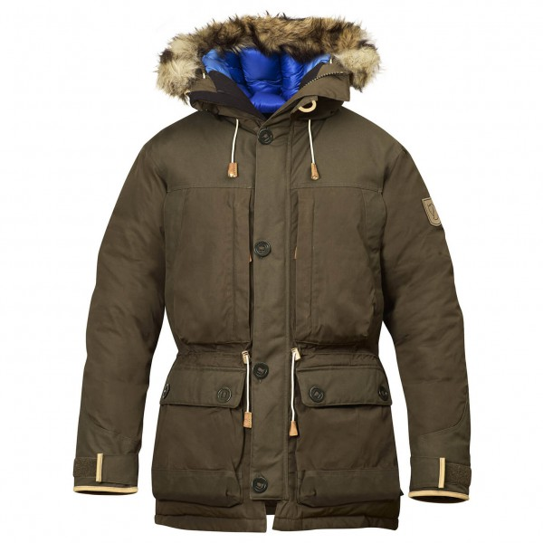 Fjällräven - Expedition Down Parka No. 1 - Down jacket