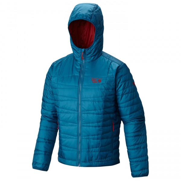 Mountain Hardwear - Switch Flip Hooded Jacket