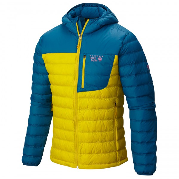 Mountain Hardwear - Dynotherm Down Hooded Jacket
