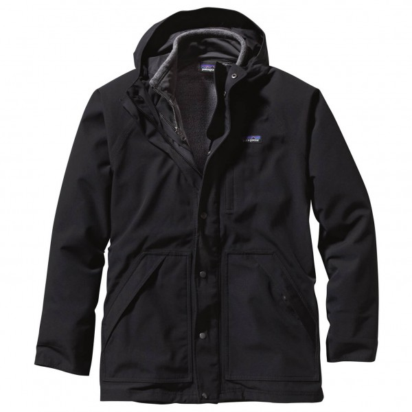 Patagonia - Better Sweater 3-In-1 Parka - Dubbel jack