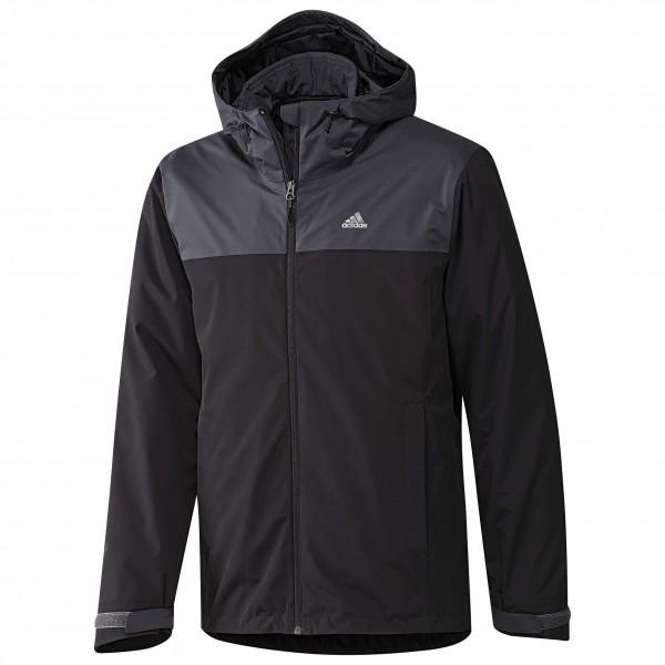 adidas - 3 In 1 Padded Wandertag Jacket - Kaksiosainen takki