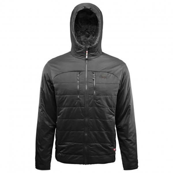 Sherpa - Kailash Hooded Jacket - Tekokuitutakki