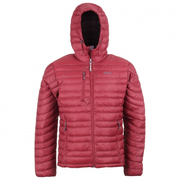 Sherpa - Nangpala Hooded Down Jacket - Untuvatakki