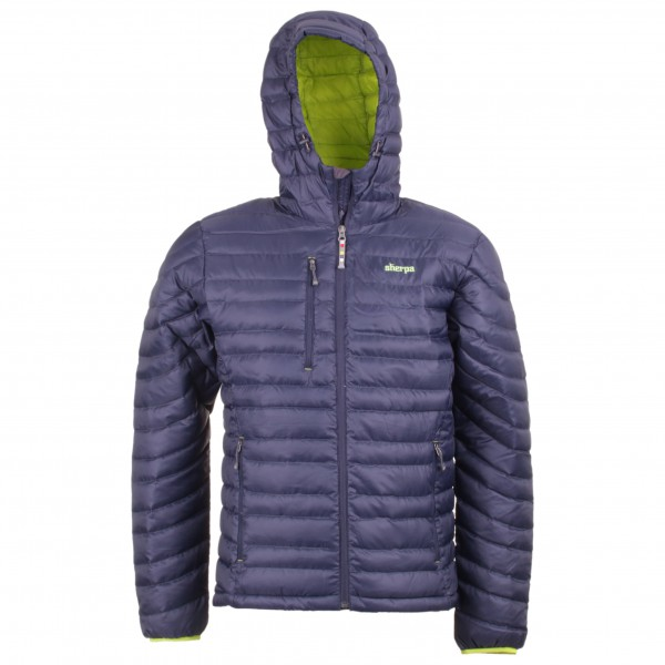 Sherpa - Nangpala Hooded Down Jacket - Dunjacka