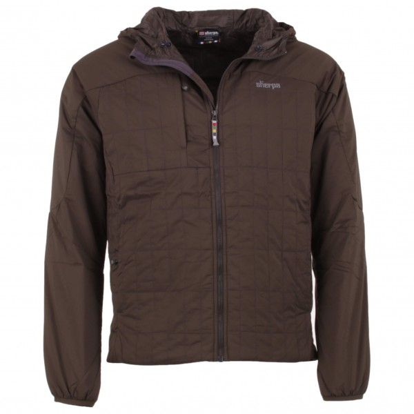Sherpa - Gombu Hooded Jacket - Kunstfaserjacke