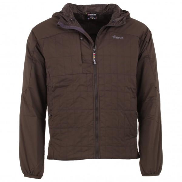 Sherpa - Gombu Hooded Jacket - Tekokuitutakki