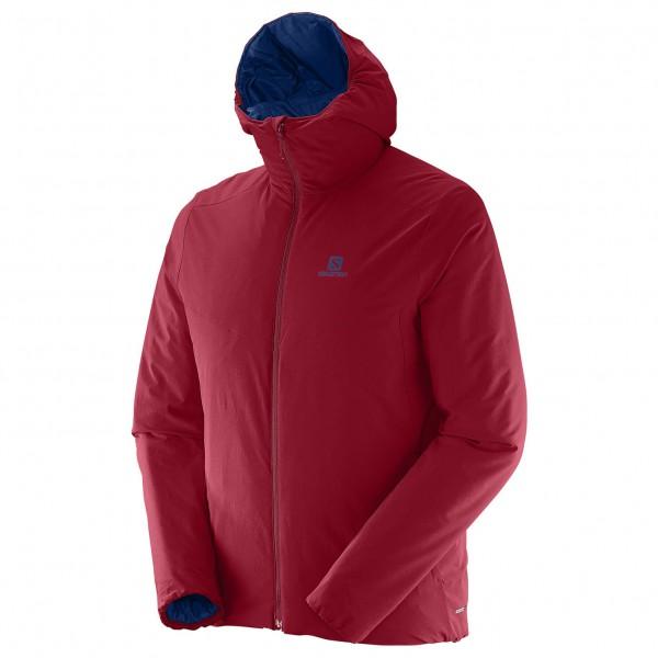 Salomon - Drifter Hoodie - Syntetisk jakke