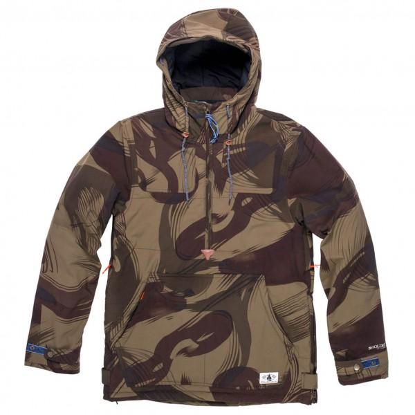 Holden - Brooks Side Zip Jacket - Talvitakki