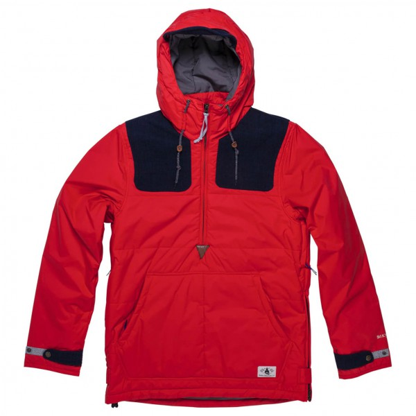 Holden - Brooks Side Zip Jacket - Talvitakki