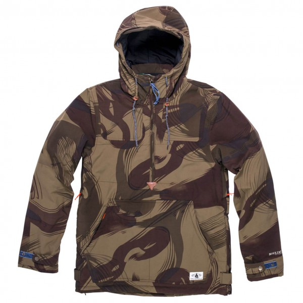 Holden - Brooks Side Zip Jacket - Winterjack