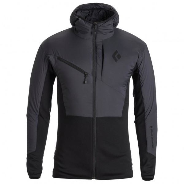Black Diamond - Deployment Hybrid Hoody - Synthetisch jack