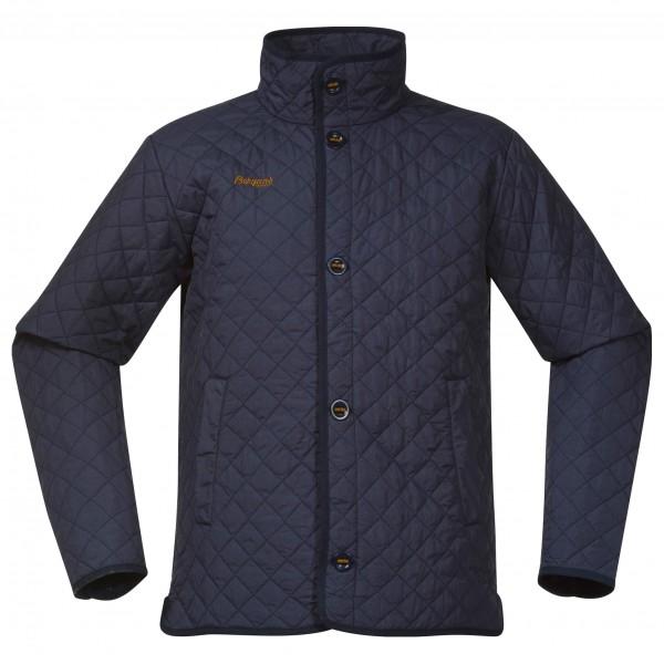 Bergans - Aune Ins Jacket - Tekokuitutakki