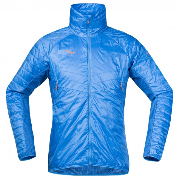 Bergans - Slingsby Insulated Hybrid Jacket - Syntetjacka