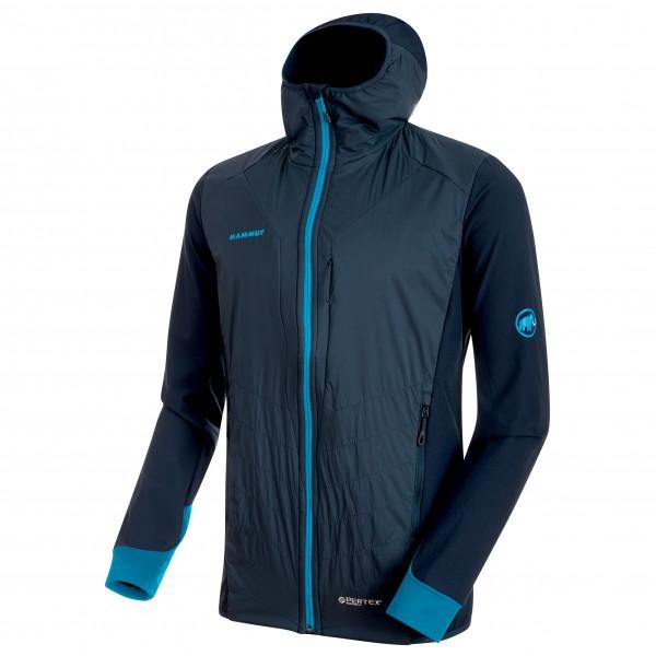 Mammut - Foraker IN Light Hooded Jacket - Syntetisk jakke