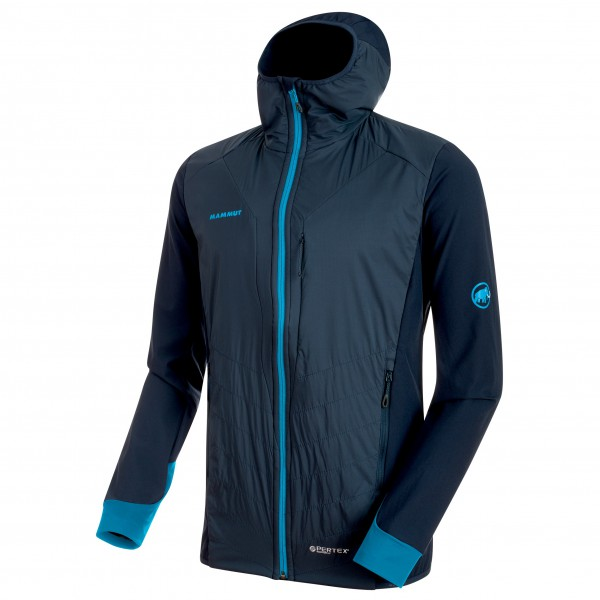 Mammut - Foraker IN Light Hooded Jacket - Synthetic jacket
