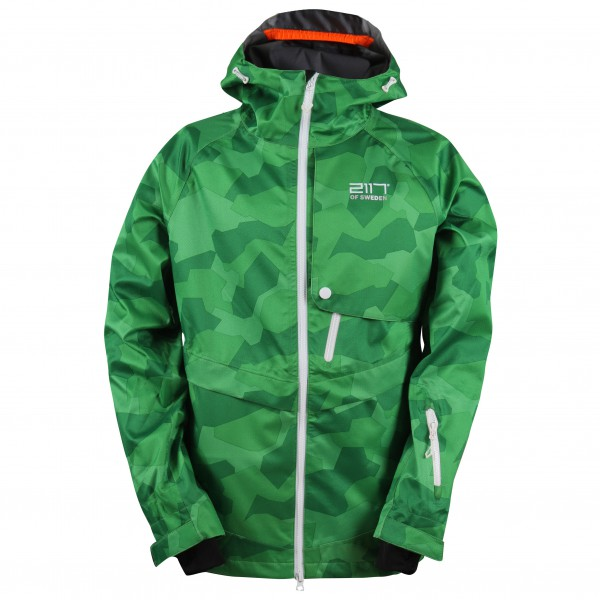 2117 of Sweden - Eco 3L Ski Jacket Lit - Skijakke