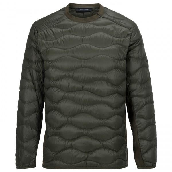 Peak Performance - Helium Hybrid Sweater - Untuvapulloverit