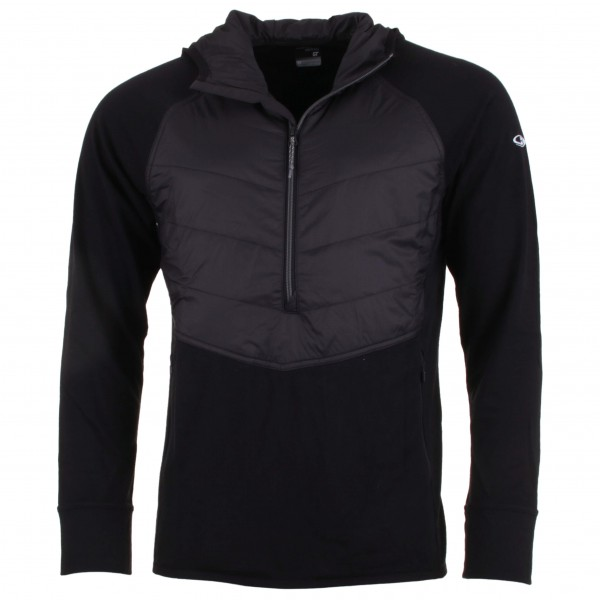 Icebreaker - Ellipse L/S Half Zip Hood - Synthetic jacket