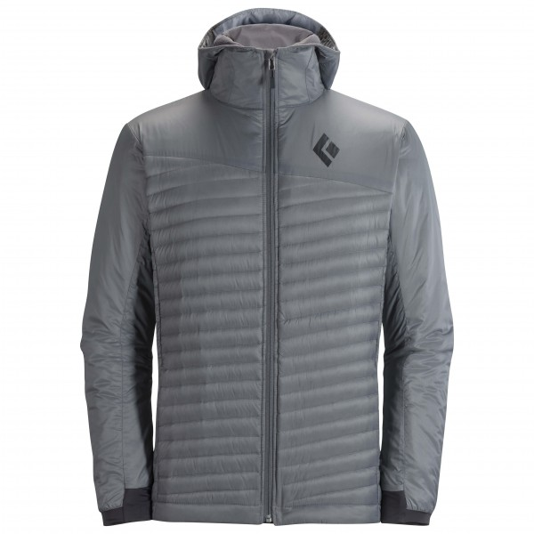 Black Diamond - Hot Forge Hybrid Hoody Down - Veste hybride