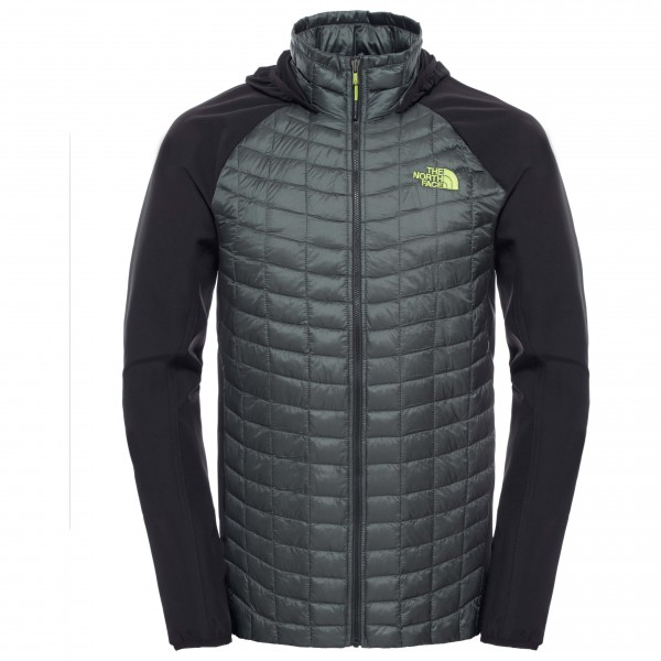 The North Face - ThermoBall Hybrid Hoodie - Veste synthétiqu