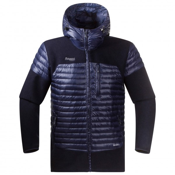 Bergans - Osen Down/Wool Jacket Auslaufmodell - Untuvatakki