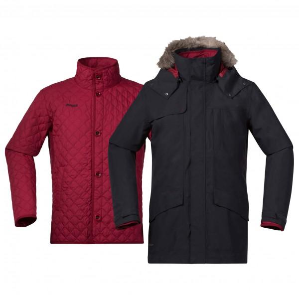 Bergans - Aune 3in1 Jacket - Veste combinée