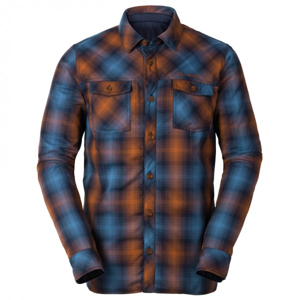 Vaude - Hemavan L/S Shirt - Tekokuitutakki