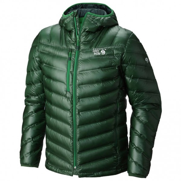 Mountain Hardwear - StretchDown RS Hooded Jacket - Untuvatakki