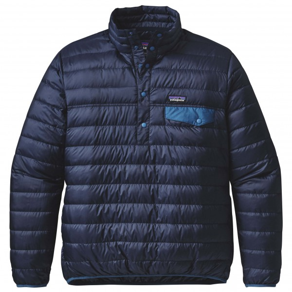 Patagonia - Down Snap-T Pullover - Donzen jack