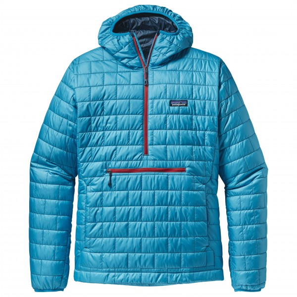 Patagonia - Nano Puff Bivy Pullover - Synthetic jacket