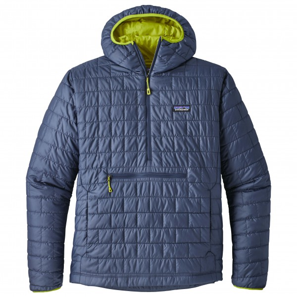 Patagonia - Nano Puff Bivy Pullover - Synthetisch jack