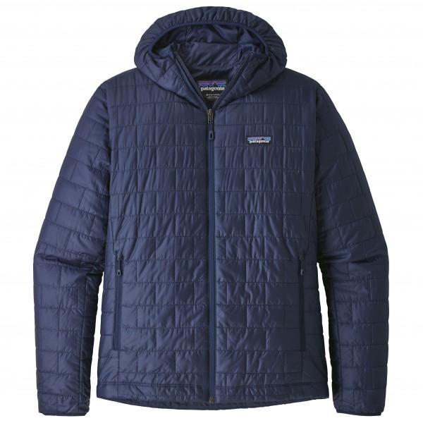 Patagonia - Nano Puff Hoody - Syntetisk jakke