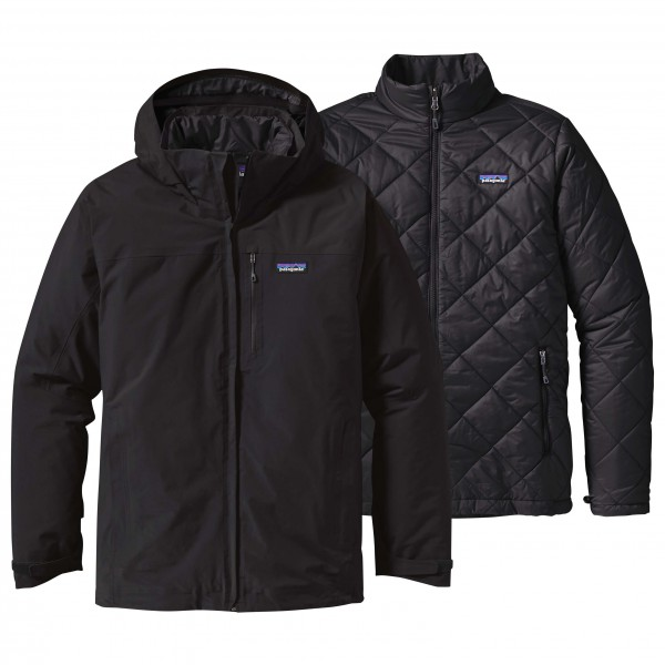 Patagonia - Windsweep 3-in-1 Jacket - Dubbel jack