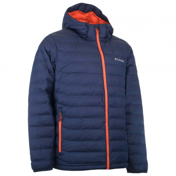 Columbia - Powder Lite Hooded Jacket - Synthetisch jack