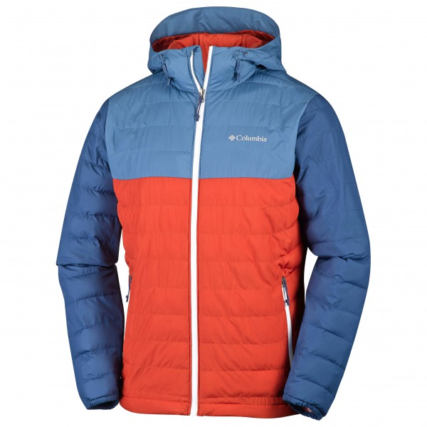 Columbia - Powder Lite Hooded Jacket - Kunstfaserjacke