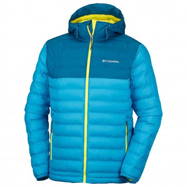 Columbia - Powder Lite Hooded Jacket - Tekokuitutakki