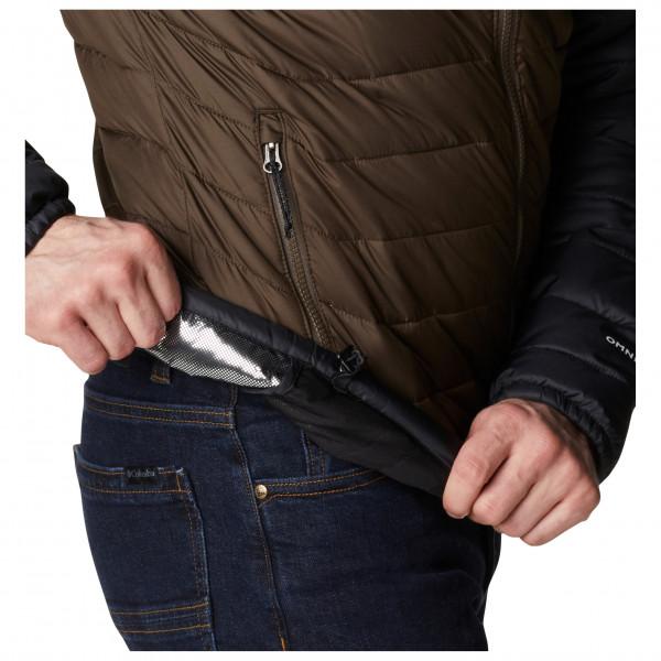 Powder Lite Hooded Jacket - Synthetic jacket