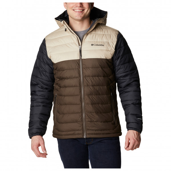 Columbia - Powder Lite Hooded Jacket - Synthetic jacket