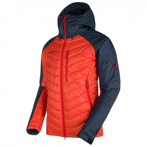 Mammut - Rime Pro IN Hooded Jacket - Syntetisk jakke