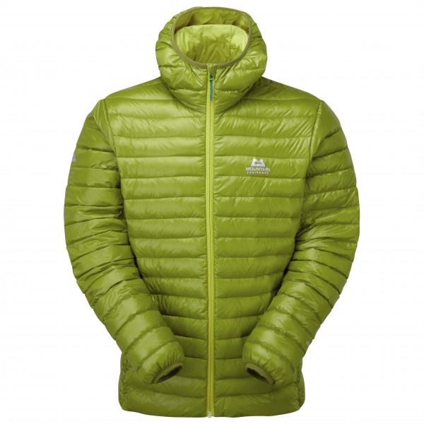 Mountain Equipment - Arete Hooded Jacket - Donzen jack