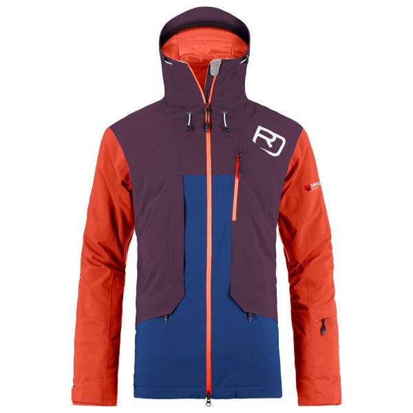 Ortovox - 2L Black Andermatt Jacket - Veste de ski