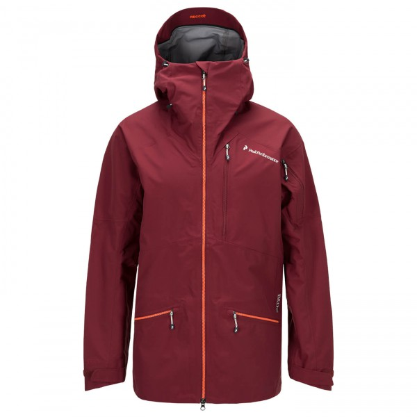 Peak Performance - Radical 3L Jacket - Laskettelutakki