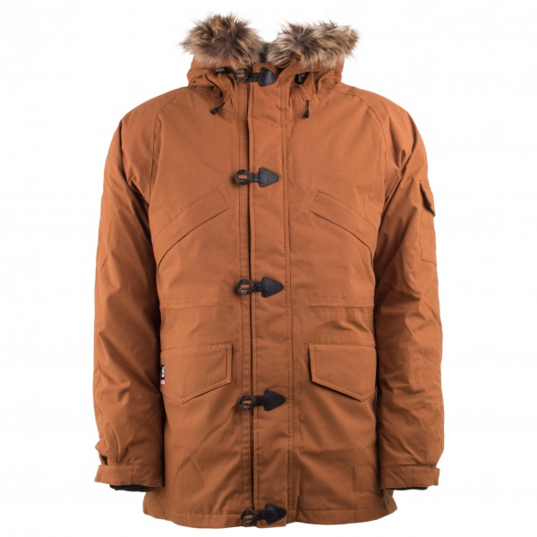 66 North - Snæfell Down Parka with Fake Fur - Winterjack