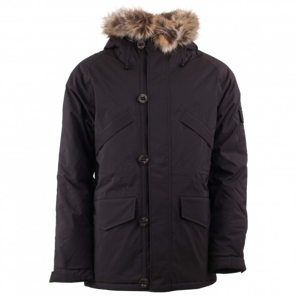 66 North - Snæfell Parka Special Edition with Fake Fur - Vinterjakke