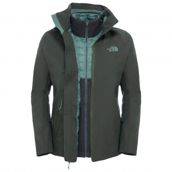 The North Face - Brownwood Triclimate Jacket - Doppeljacke