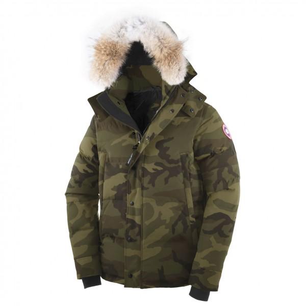 canada goose camouflage
