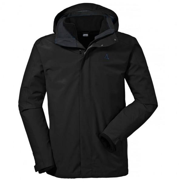 Schöffel - 3in1 Jacket Turin - Dobbeljakke
