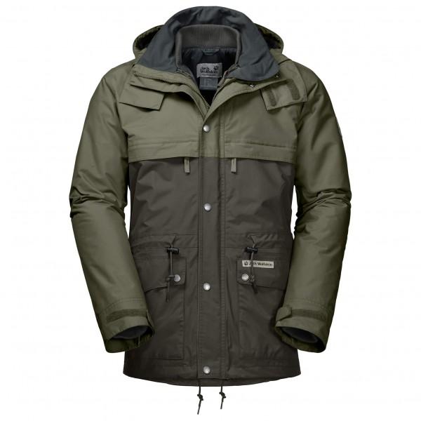 Jack Wolfskin - Century - Kaksiosainen takki