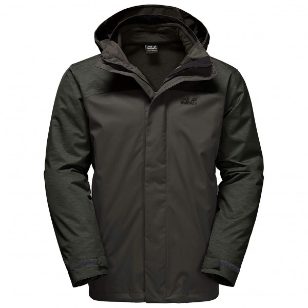 Jack Wolfskin - Echo Lake - 3-in-1 jacket